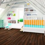 Attic nursery interior | Reinhold Flooring