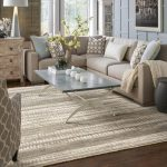 Area Rug in living room | Reinhold Flooring