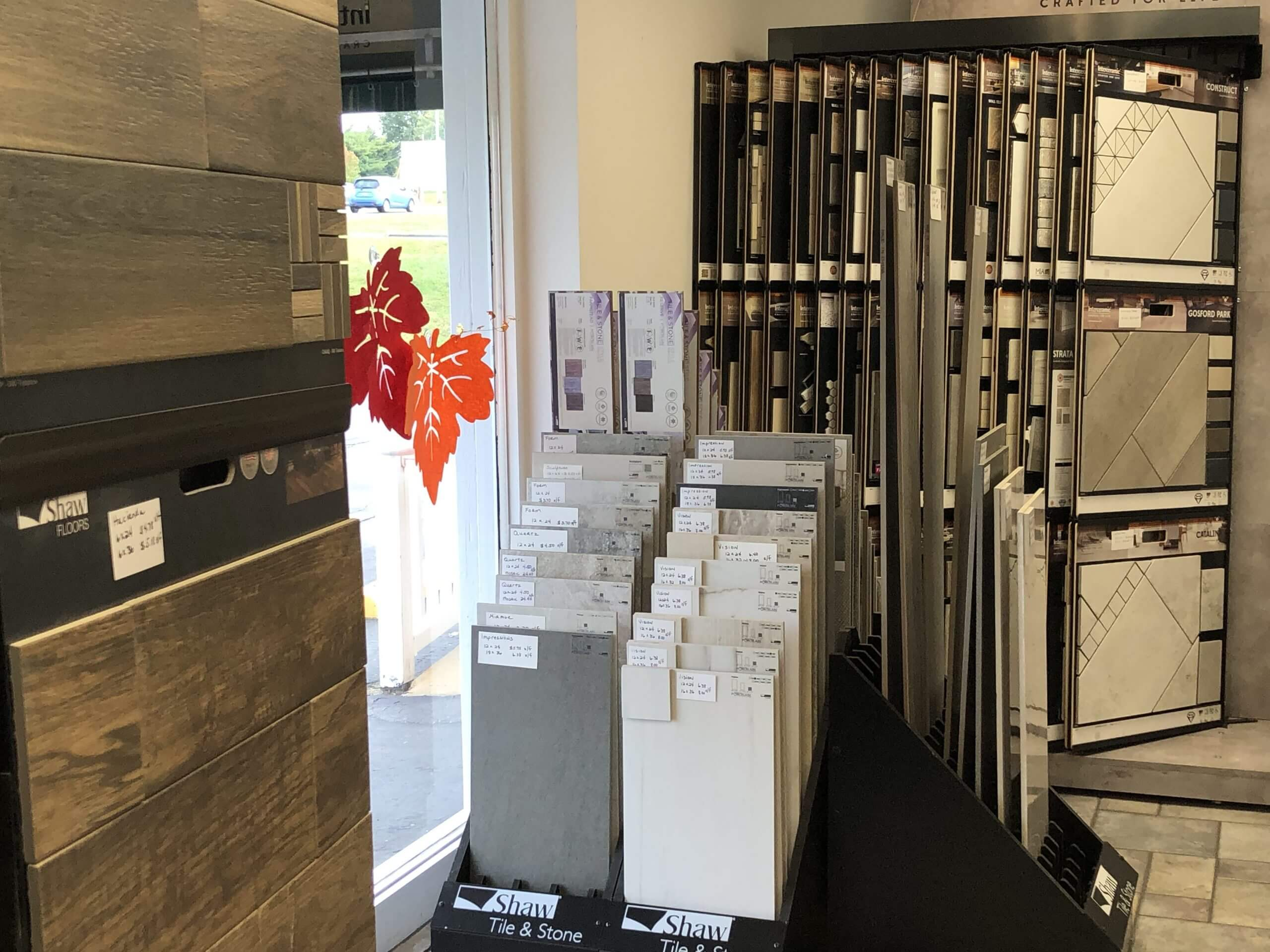 Showroom | Reinhold Flooring