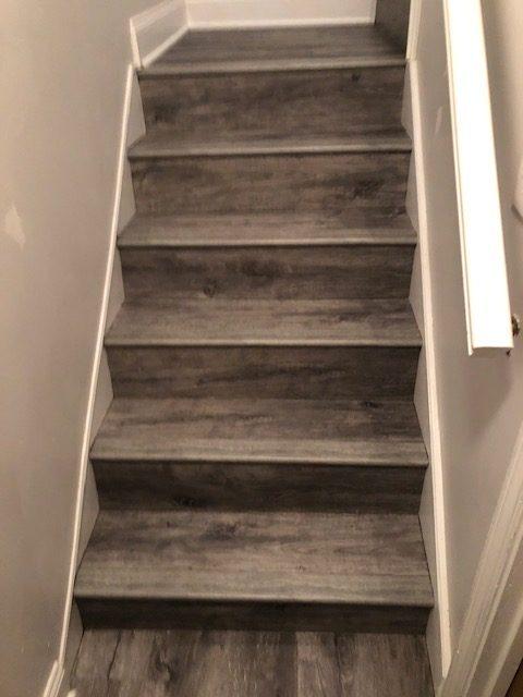 Stairway | Reinhold Flooring