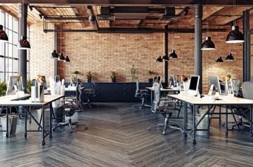 Office view | Reinhold Flooring