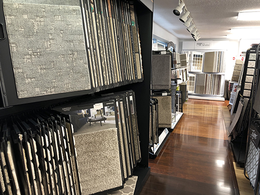 Flooring Showroom | Reinhold Flooring