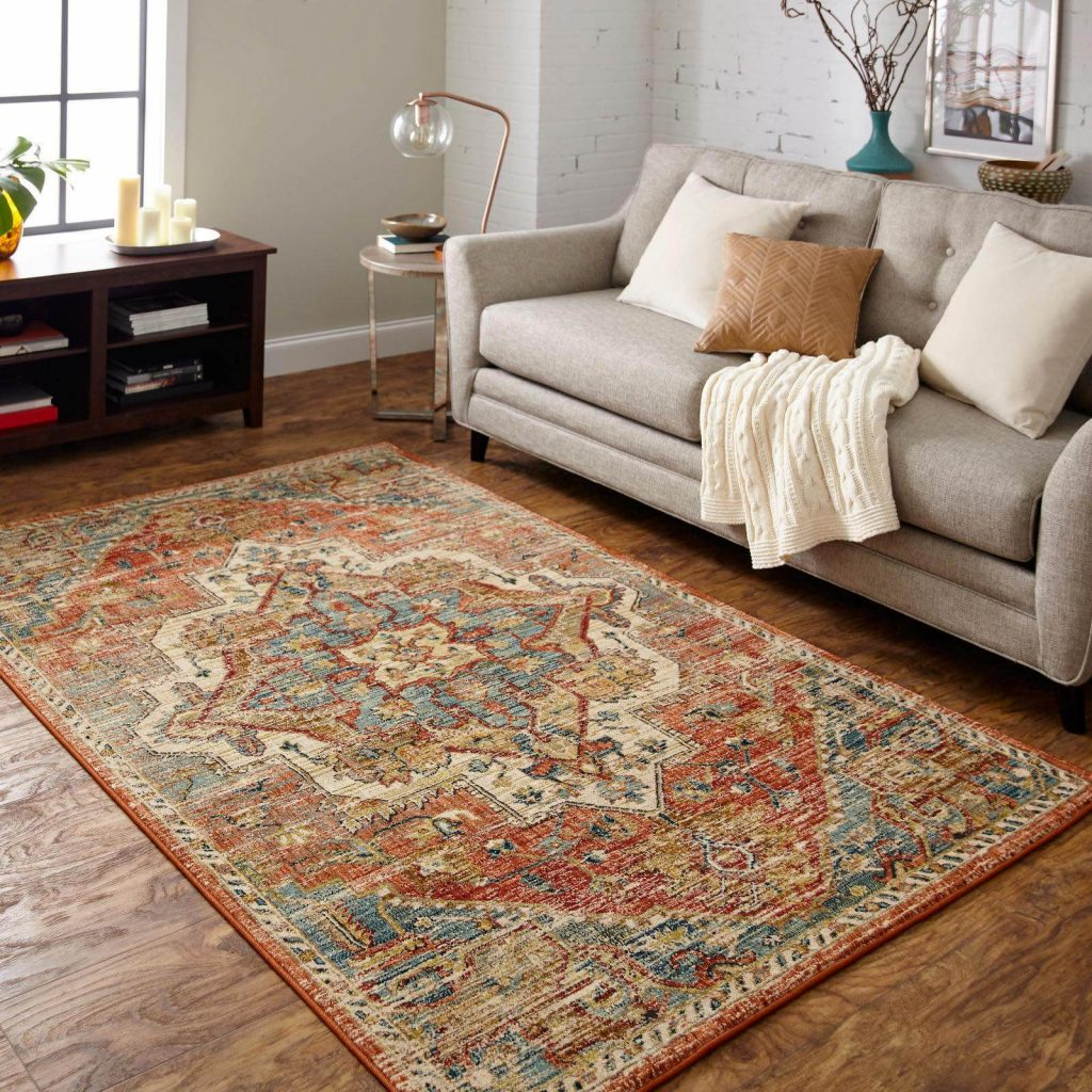 Select a Rug for Your Living Area | Reinhold Flooring