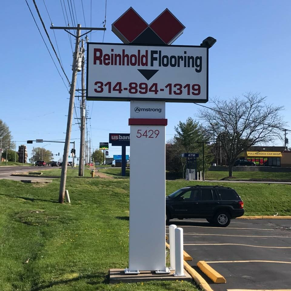 Street sign | Reinhold Flooring