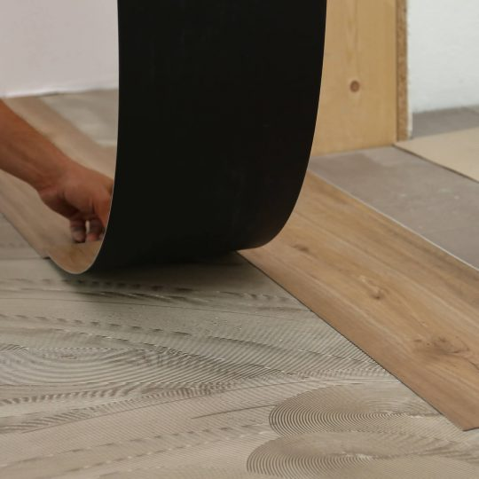 Luxury Vinyl installation | Reinhold Flooring