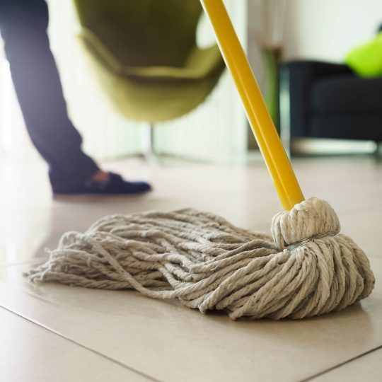 Tile cleaning | Reinhold Flooring